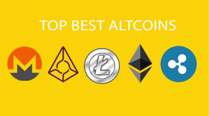 List of Best Altcoins Based on Project and Popularity
